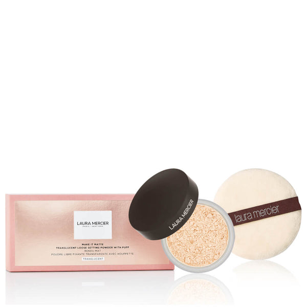 Laura Mercier Transluscent Loose Setting Powder & Puff Set