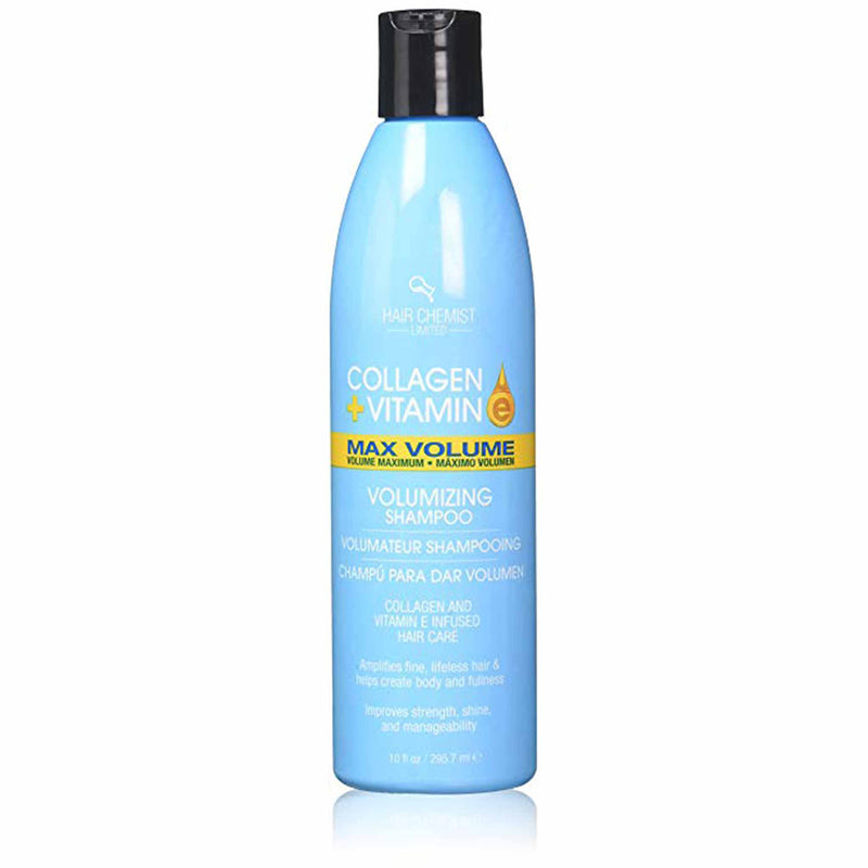 Hair Chemist Collagen + Vitamin E Max Volume Shampoo