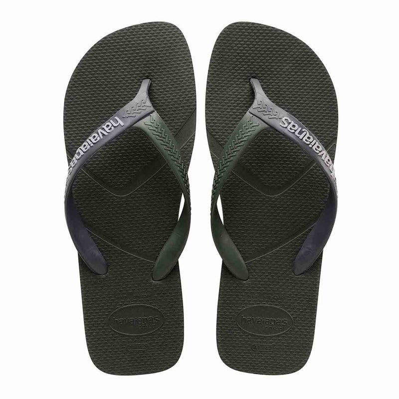 Havaianas Casual Flip Flops | Olive Green