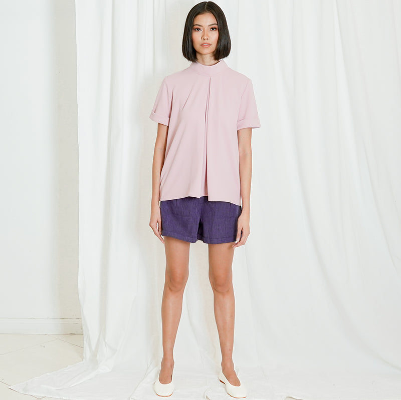 Canvas Bella Top in Blush
