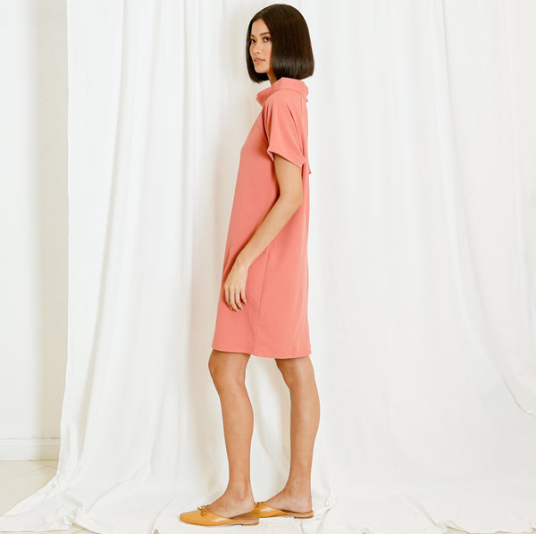 Canvas Nique Dress Pink