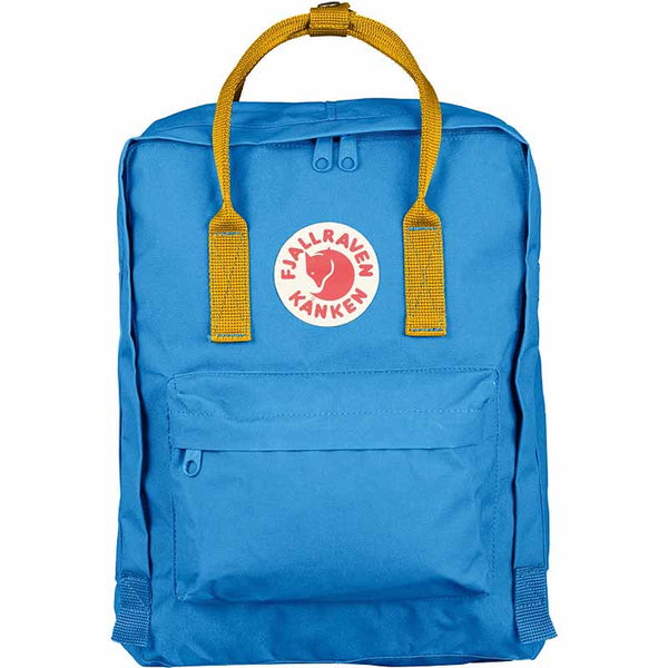 Kanken (UN Blue/Warm Yellow)