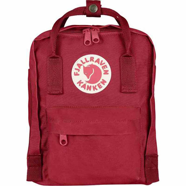 Kanken Mini (Deep Red)