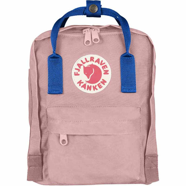 Kanken Mini (Pink/Air Blue)