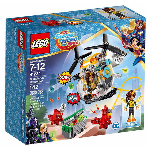 LEGO® DC Super Hero Girls Bumblebee™ Helicopter 41234