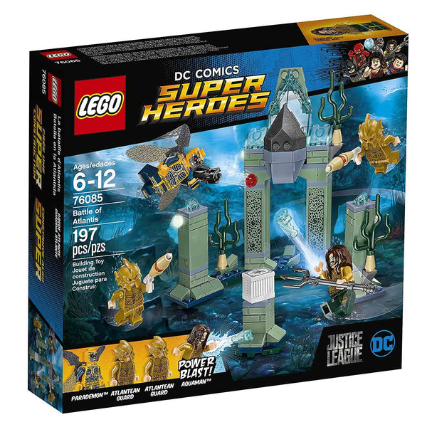 LEGO® DC Super Heroes Battle of Atlantis 76085