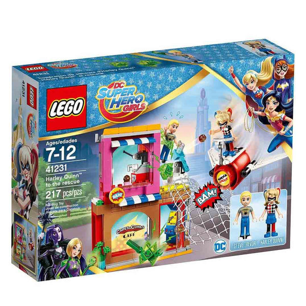LEGO® DC Super Hero Girls Harley Quinn™  to the Rescue 41231