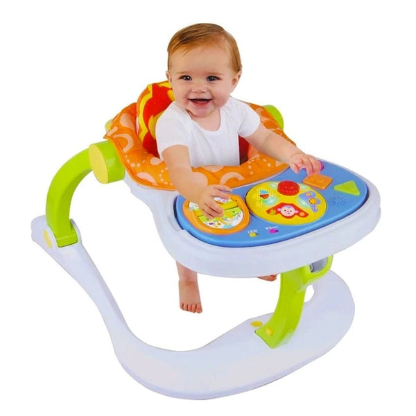 4-in-1 Multi functional Infant Walker