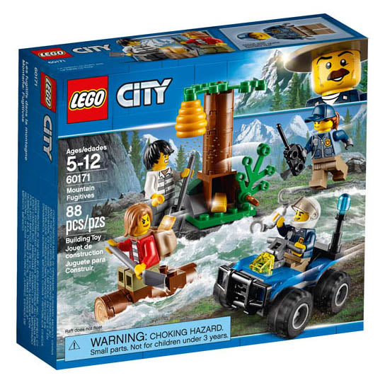 LEGO® City Mountain Fugitives 60171