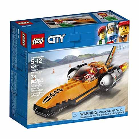 LEGO® City Speed Record Car 60178