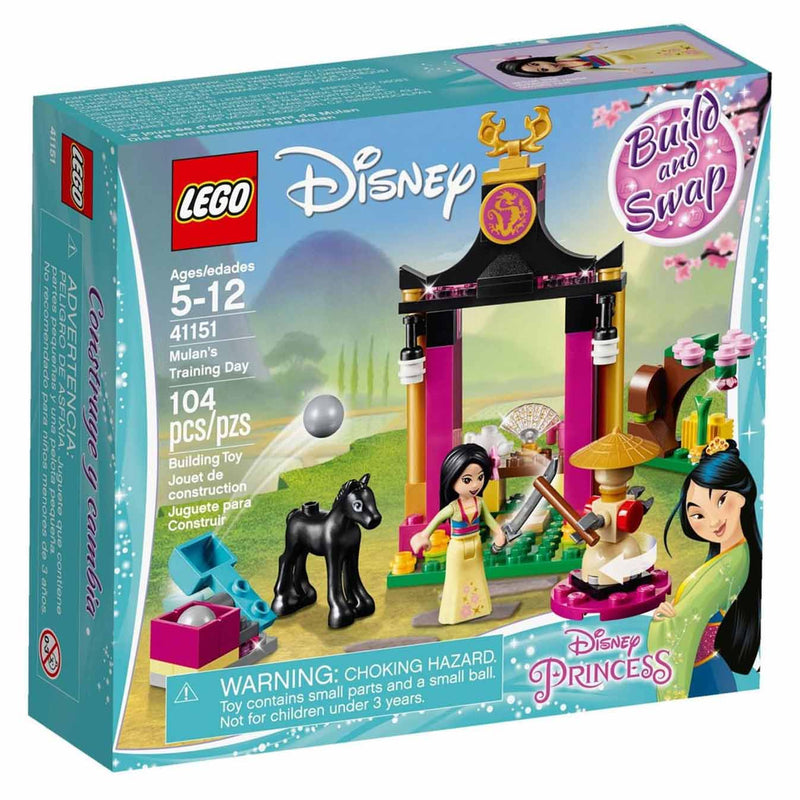 LEGO® Disney™ Mulan's Training Day 41151