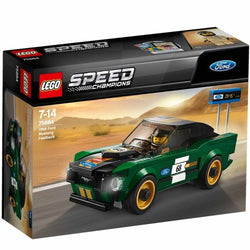 LEGO® Speed Champions 1968 Ford Mustang Fastback 75884