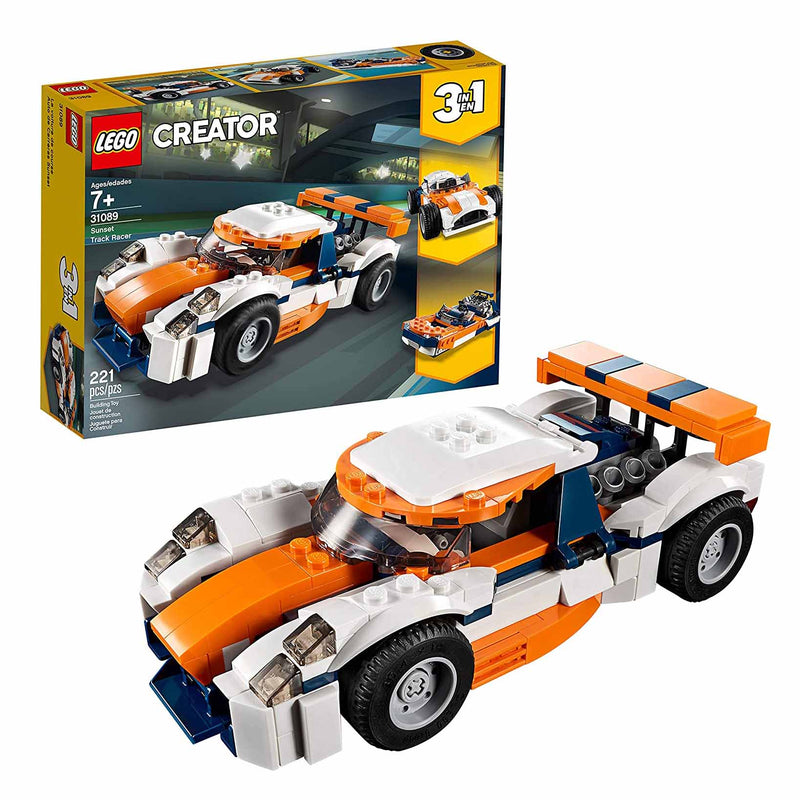 LEGO® Creator 3in1 Sunset Track Racer 31089