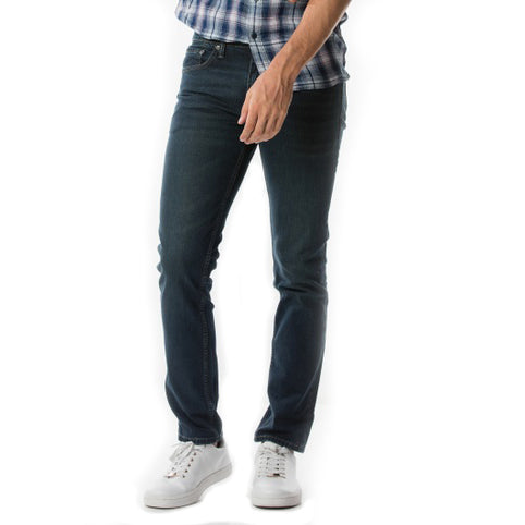 Levi's® 511™ Slim Fit Men's Jeans in Seeped Indigo