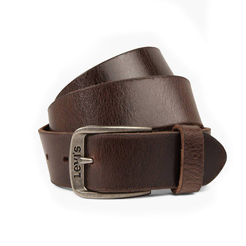 Levi's Men's Alturas Belt in Dark Brown
