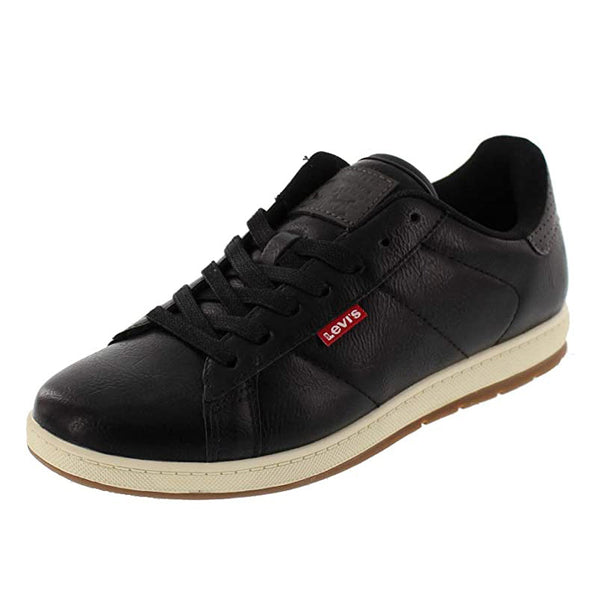 Levi's Men's Declan Millstone Sneakers | Black