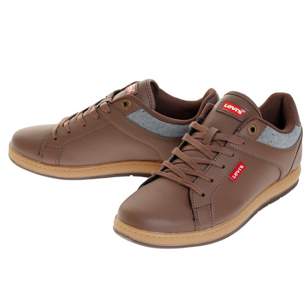 Levi's Men's Declan 2.0 Sneakers | Brown/Black