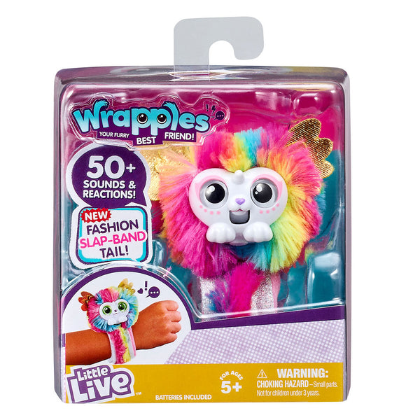 Little Live Pets Wrapples - Raybo