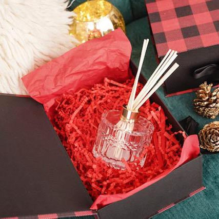 Lovely Fragrances Reed Diffuser Christmas Gift Set
