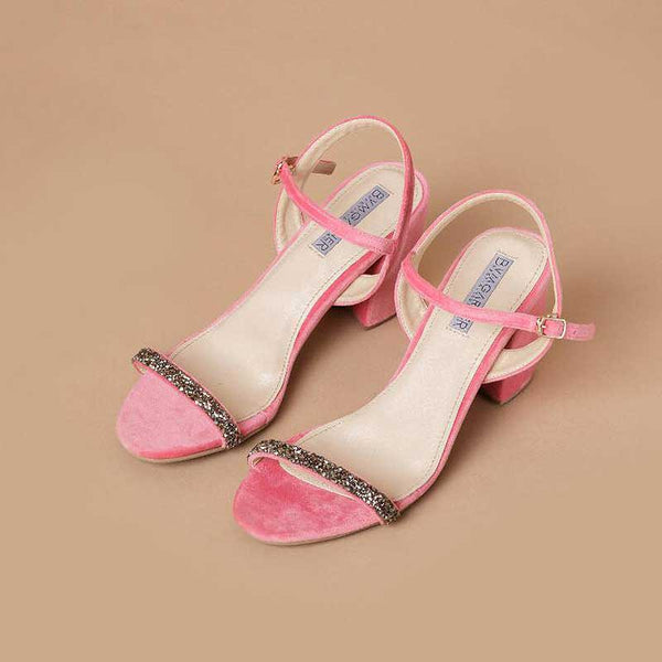 Mark Bumgarner Michelle Heels in Pink
