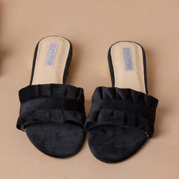 Mark Bumgarner Melvie Slippers in Black