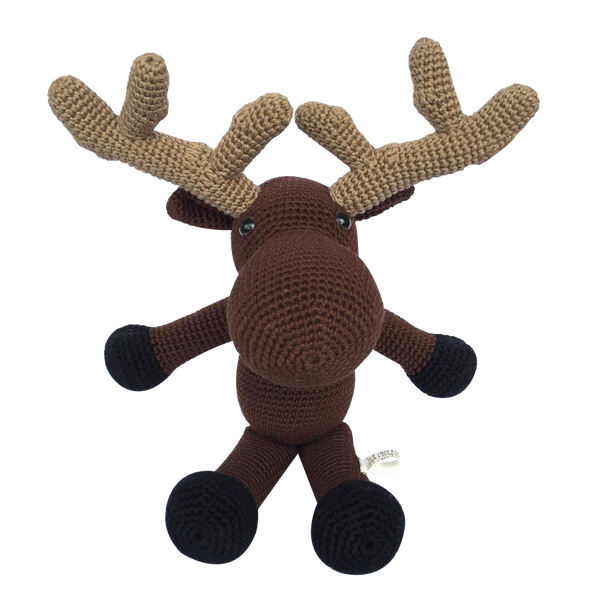 Moose (Dark Brown)
