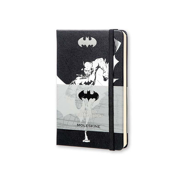 "Moleskine Limited Edition Batman Pocket (3.5"" x 5.5"") Hard Cover Notebook"