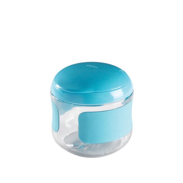 OXO Tot Flip-Top Snack Cup 5 oz. (Aqua)