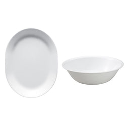 Corelle 2 pc. Serving Set in Winter Frost White