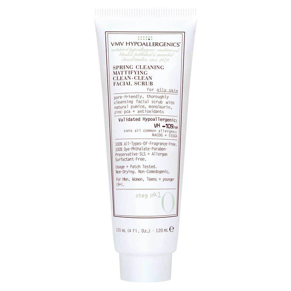 VMV SPRING CLEANING MATTIFYING CLEAN FACIAL SCRUB
