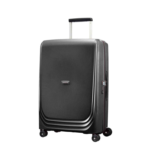 Samsonite Optic Spinner 69cm in Metallic Black
