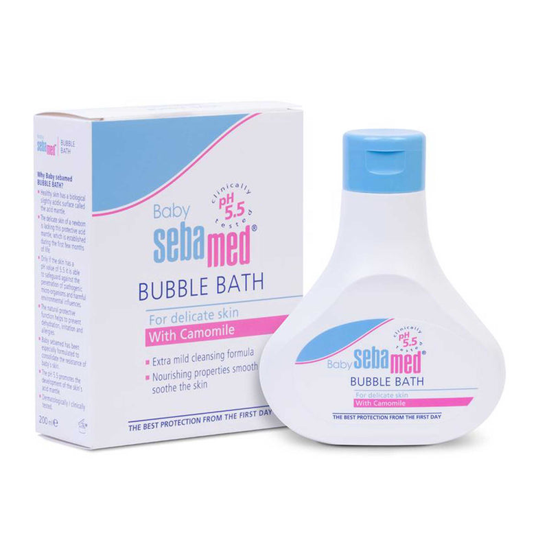 Baby Sebamed Baby Bubble Bath 200mL