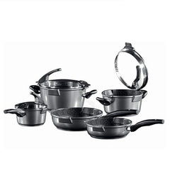 STONELINE® XTREME 8 pc cookware set