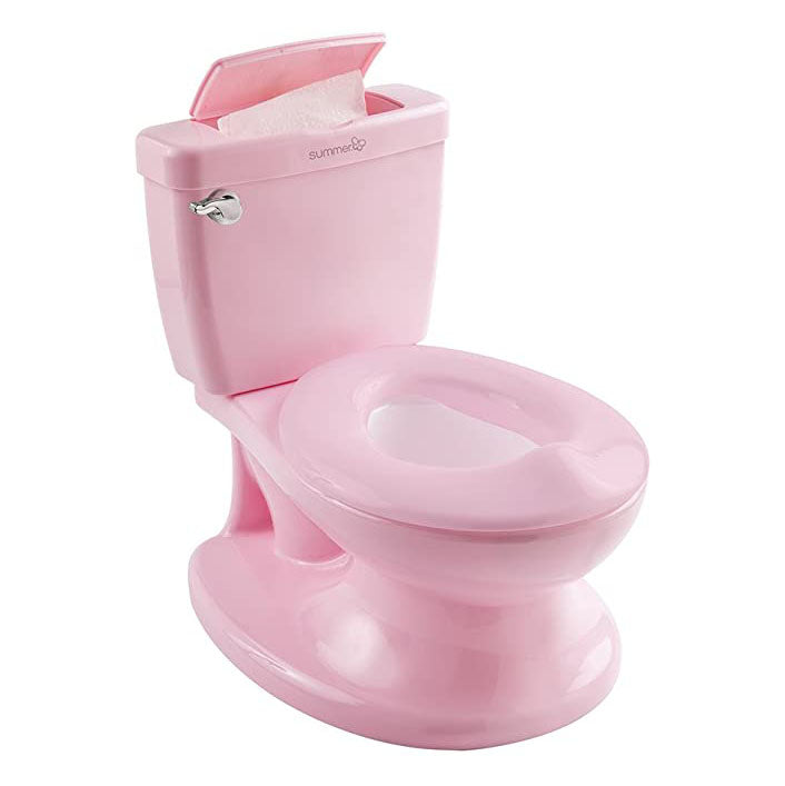 Summer Infant My Size Potty in White/Pink