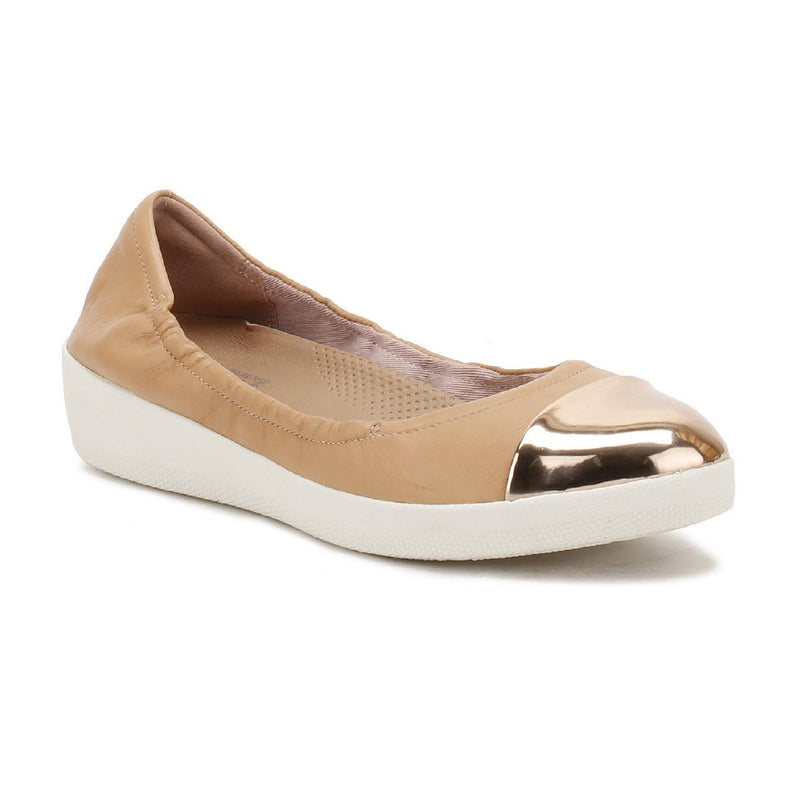 Fitflop Super Bendy Mirror Nude