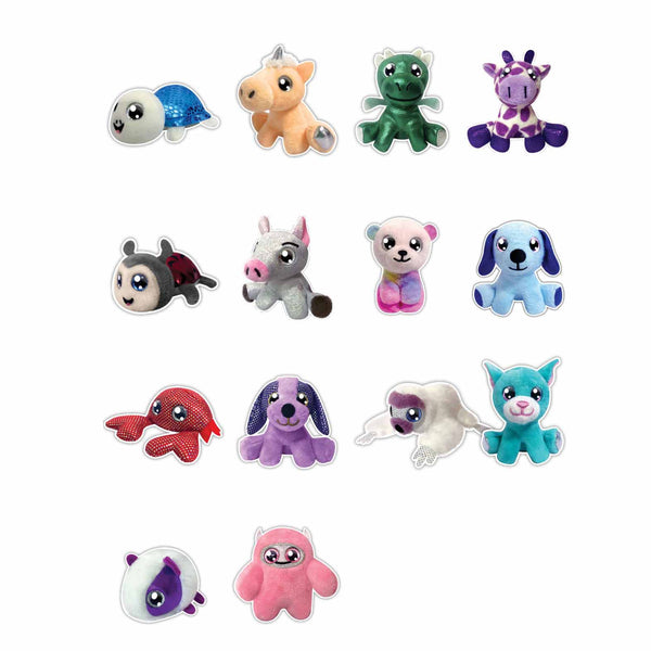 Surpizamals Series 10 Collectible Plush Toys