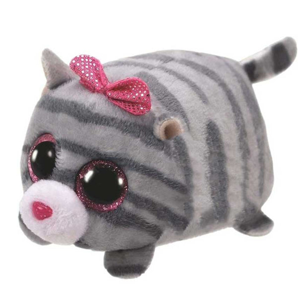 Ty Beanie Babies Teeny Tys - Cassie the Grey Cat