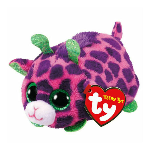 Ty Beanie Babies Teeny Tys - Ferris the Purple Giraffe