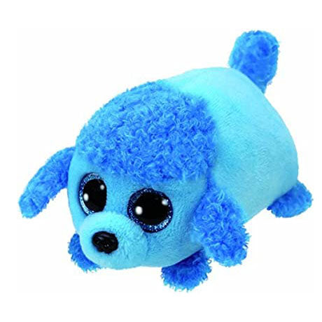 Ty Beanie Babies Teeny Tys - Lexi the Blue Poodle