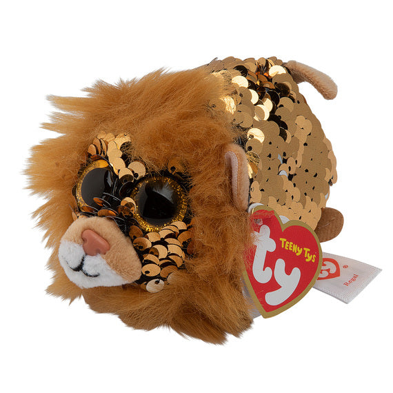 Ty Beanie Babies Teeny Tys - Regal the Lion