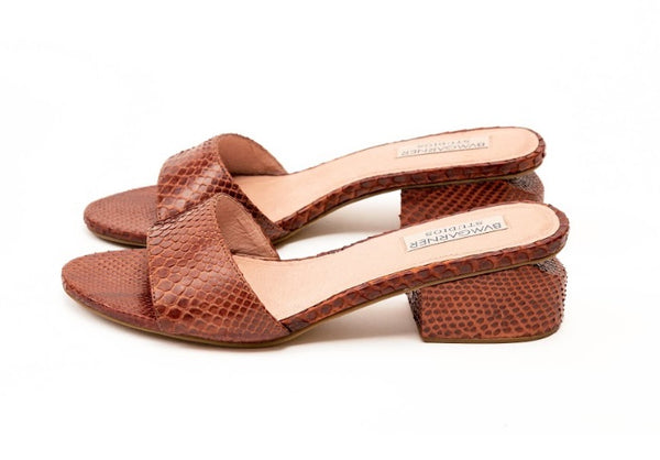 Mark Bumgarner Trish sandals in Brown
