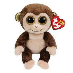 Ty Beanie Boos - Audrey the Monkey