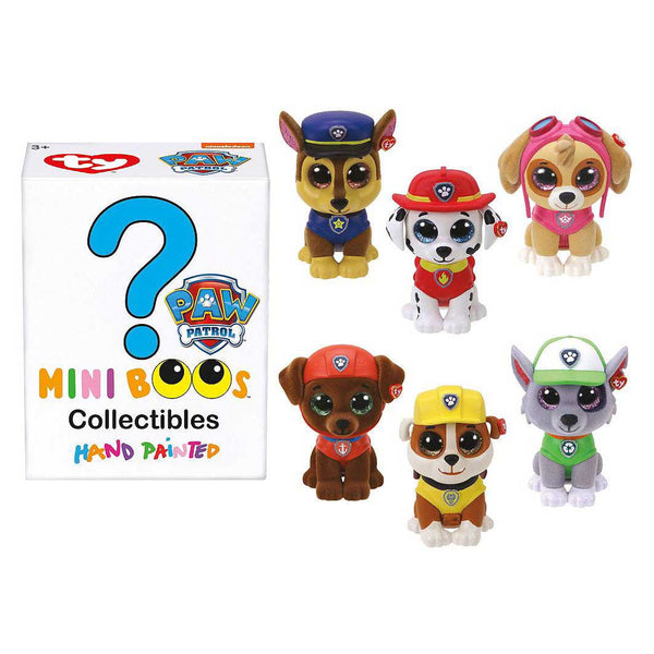 Ty Mini Boos Paw Patrol Collectibles (Blind Pack)