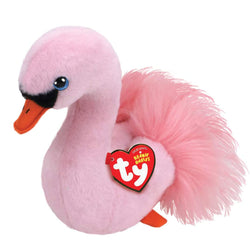 Ty Beanie Boos - Odette the Pink Swan