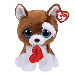 Ty Beanie Boos - Smootches the Valentine Dog