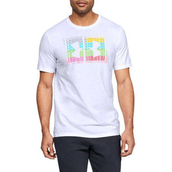 Under Armour Men's Multi Logo Short Sleeve Tee