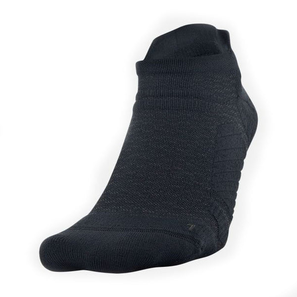Under Armour Men's Cooling No Show Socks | Black