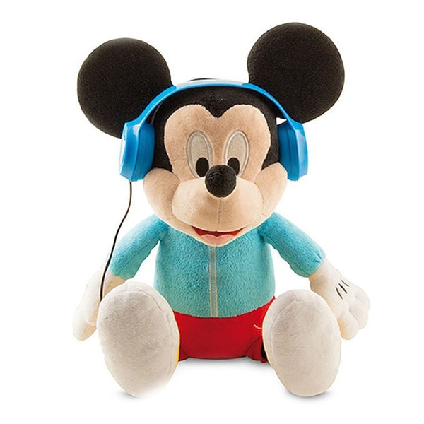 Disney Junior Mickey Mouse Clubhouse Urban Mickey Interactive Plush Toy