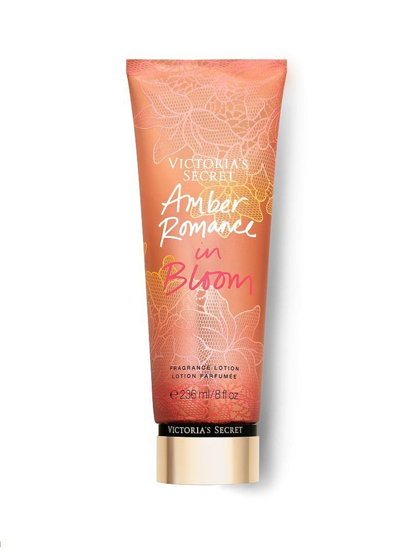 Victoria Secret Amber Romance in Bloom Moisturizing Lotion