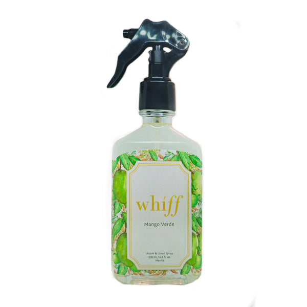 Whiff Mango Verde Room & Linen Spray 200ml